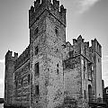 The Castle Of Sirmione. Lago Di Garda by Jouko Lehto