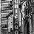 The Chicago Theatre by Mountain Dreams