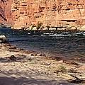 The Colorado Through Marble Canyon by Elizabeth Sullivan