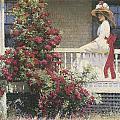 The Crimson Rambler by Philip Leslie Hale