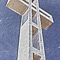The Cross by Photographic Art by Russel Ray Photos