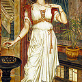 The Crown Of Glory by Evelyn De Morgan