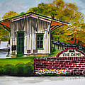 The Depot - Kennesaw Ga -big Shanty by Jan Dappen
