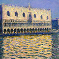 The Doges Palace by Mountain Dreams