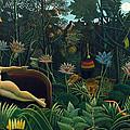 The Dream by Henri Rousseau