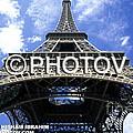 The Eiffel Tower - Paris - France by Hisham Ibrahim