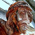 The Face Of Christ by Ed Weidman