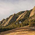 The Flatirons 2 by Aaron Spong