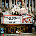 The Fox Theatre by Natasha Marco