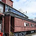 The Grand Trunk Western Depot  by LeeAnn McLaneGoetz McLaneGoetzStudioLLCcom