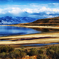 The Great Salt Lake by Mountain Dreams
