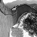 The Great Wall Of China by Sebastian Musial