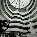 The Guggenheim Museum In New York City by Eveyln Hofer