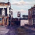 The Gun Public House Isle Of Dogs London by Mackenzie Moulton