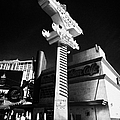 the harley davidson cafe on Las Vegas boulevard Nevada USA by Joe Fox