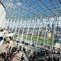 The Kauffman Center For Performing Arts by Bill Cobb