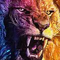 The Lion King by Anthony Mwangi