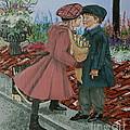 The Kiss by Linda Simon
