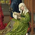 The Magdalen Reading by Rogier van der Weyden