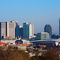 The Nashville Skyline As Viewed by Panoramic Images