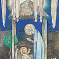 The Nativity by Edward Reginald Frampton