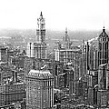 The Ny Financial District by Underwood Archives
