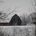 The Old Barn by Linda Kerkau
