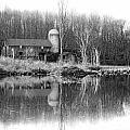 The Old Barn by Sara Hudock