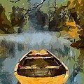 The Old Boat by Dragica  Micki Fortuna
