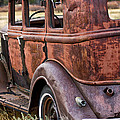 The Old Dodge by Carolyn Fox