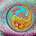 The Orb Art by David Pyatt