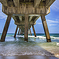 The Pier  by Frank Molina