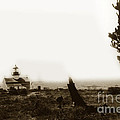 The Point Pinos Lighthouse Pacific Grove California Circa 1895 by California Views Archives Mr Pat Hathaway Archives