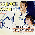 The Prince And The Pauper, Errol Flynn by Everett