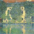 The Schloss Kammer On The Attersee IIi by Celestial Images
