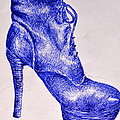 The Shoe by Celina Frisson