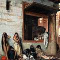 The Slave Market by Jean-Leon Gerome