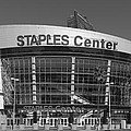 The Staples Center by Mountain Dreams
