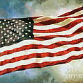 The Stars And Stripes by Nishanth Gopinathan