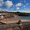 The Strand Inn And Dunmore Strand by Panoramic Images