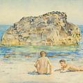 The Sunbathers by Henry Scott Tuke