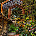 The Wayfarers Chapel by Donna Greene