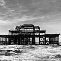 The West Pier In Brighton by Dutourdumonde Photography