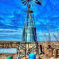 The Windmill by Richard J Cassato
