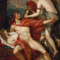 Thetis Bringing The Armor To Achilles by Benjamin West