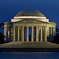 Thomas Jefferson Memorial by Jerry Gammon