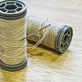 Thread And Needle by Paulo Goncalves