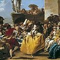 Tiepolo, Giovanni Domenico 1727-1804 by Everett