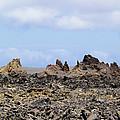 Timanfaya National Park by Karol Kozlowski