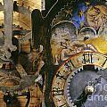 Time by Bernard Jaubert